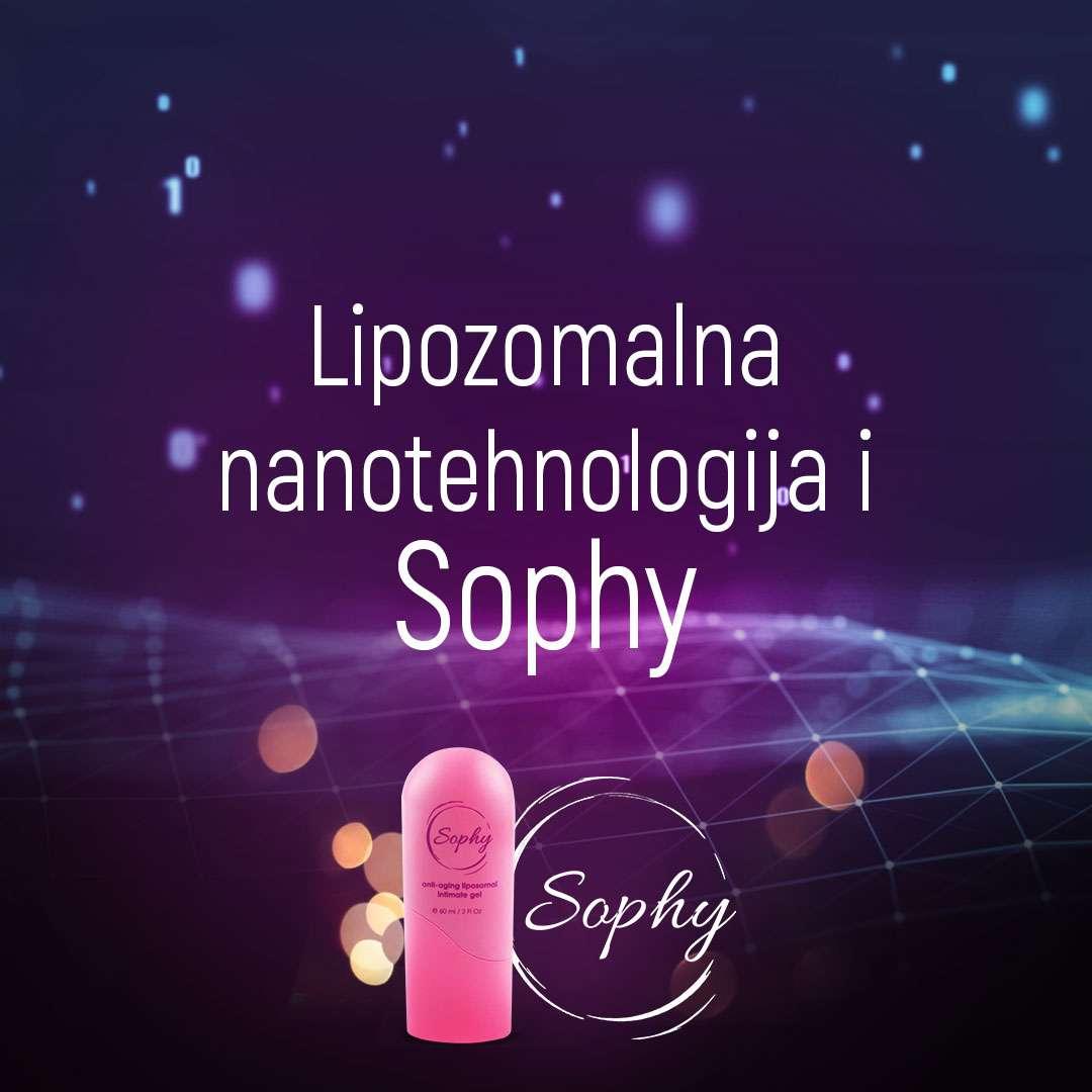 Sophy gel je napravljen koristeci nanotehnologiju koja omogucava sto bolje prodiranje u kozu.